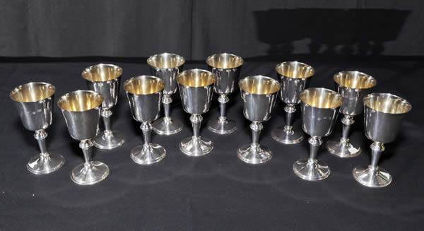 Masters' Goblets