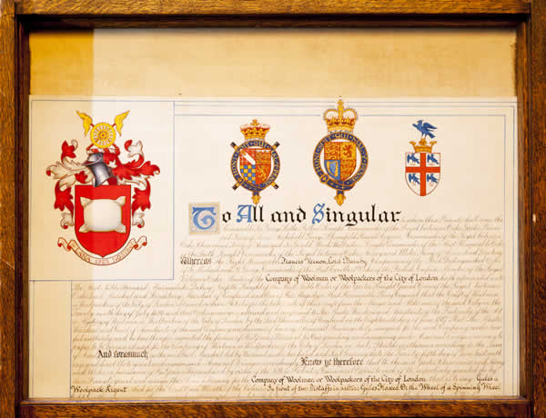 The Woolmen's Charter