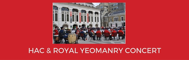 HACAND ROYAL YEOMANRY CONCERT