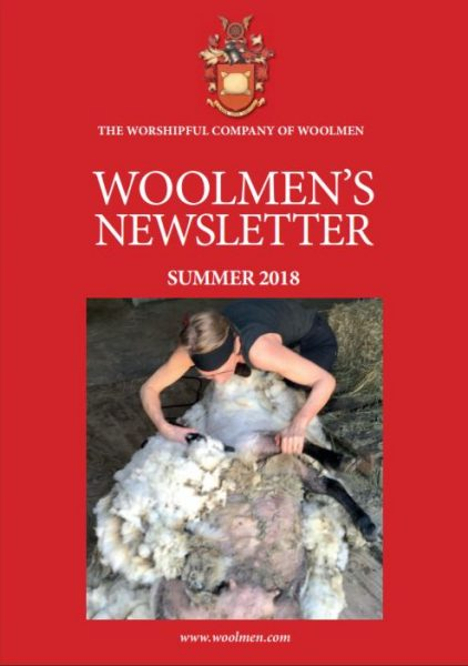 The Woolmen newsletter - Summer 2018